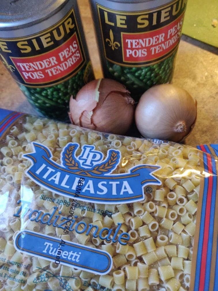 PastaAndPeas