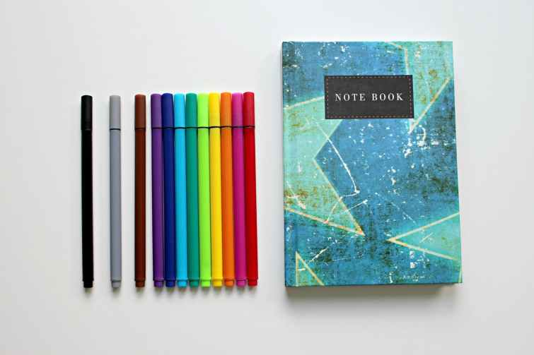 colored pens colorful coloured pens colourful